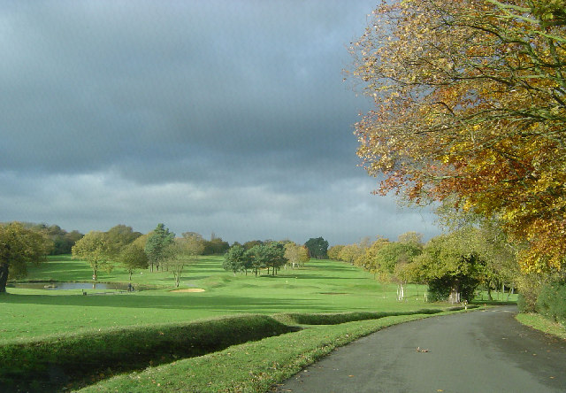 Rickmansworth: Moor Park Golf Course