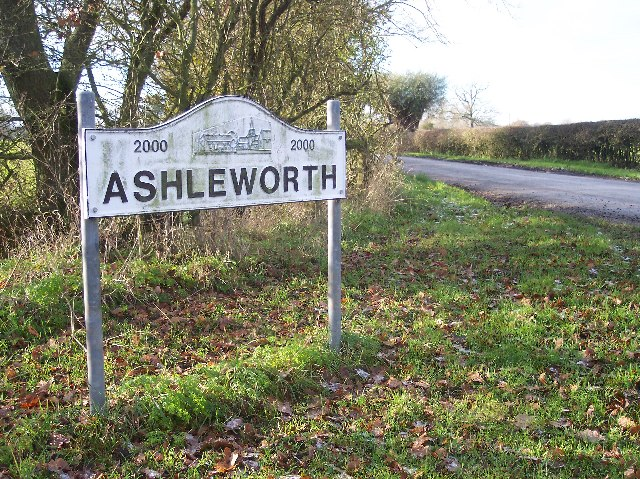 Ashleworth Village Sign