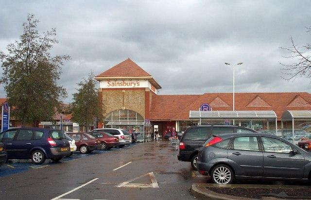 Hankridge Farm Sainsbury's.