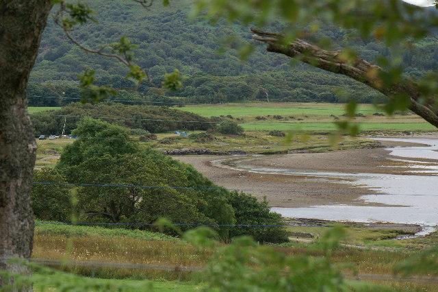River Ba Estuary at Killiekronan