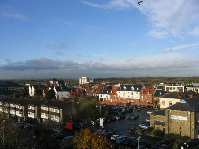The Old Market Site, Brentwood