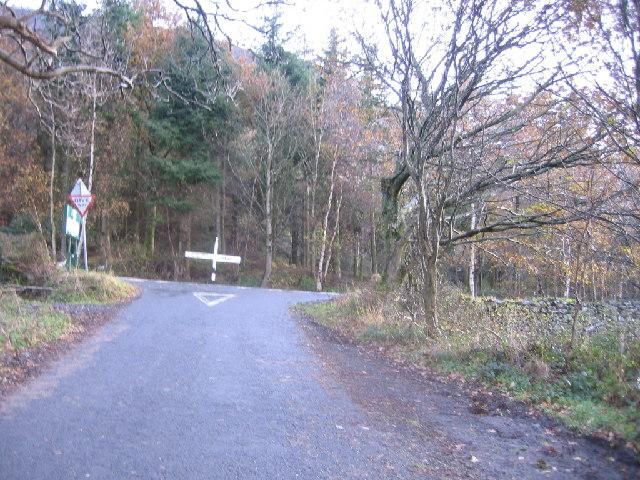 Main road Junction.