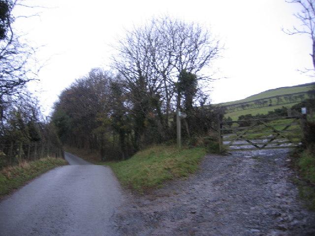 Uphill Bridleway.