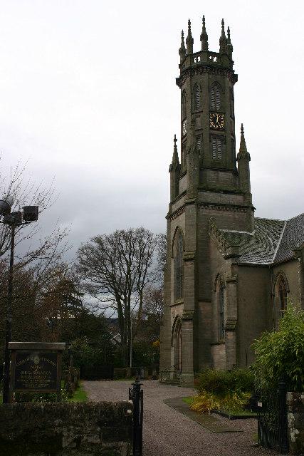 Rhu church