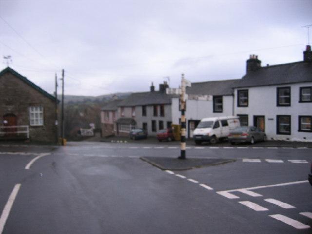 Ireby Crossroads.