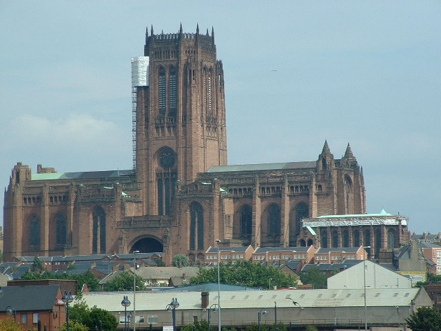 Cathedral Church of Christ, Liverpool