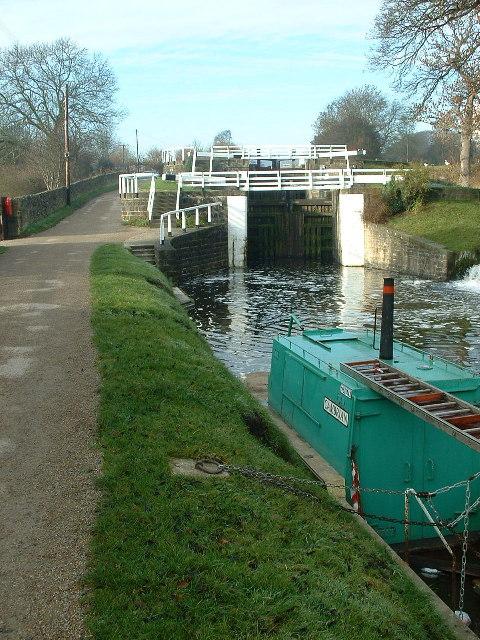 Dowley Gap Locks, Leeds & Liverpool Canal