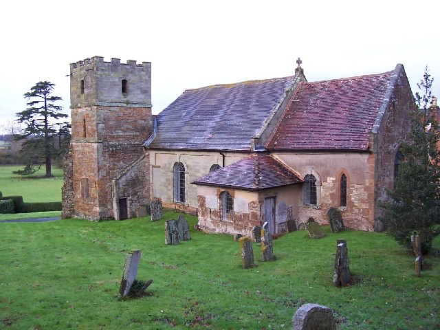 The Church at Loxley.