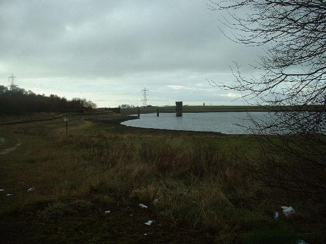 Blea Tarn Reservoir, near Lancaster