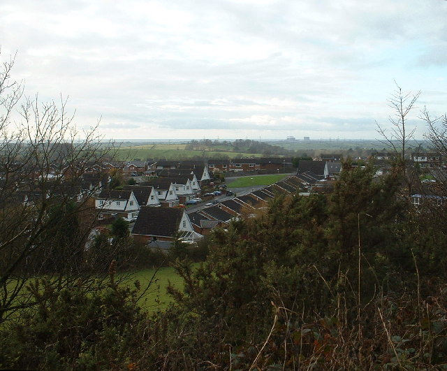 Scotforth Housing Estate, near Lancaster