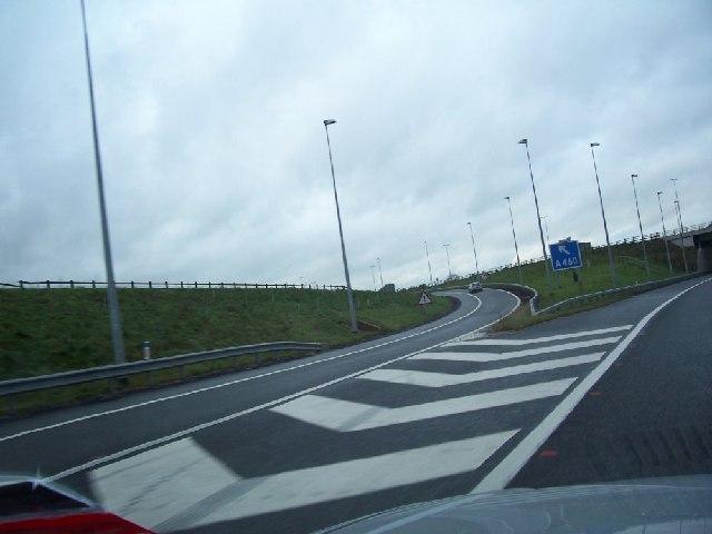 Toll Road Exit  T8.