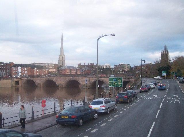 Worcester Road Bridge