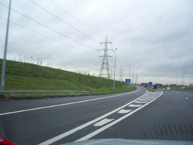Toll Road Exit T7