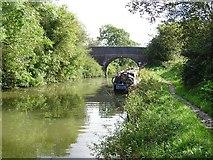 SU1761 : Kennet & Avon Canal by Michel Van den Berghe