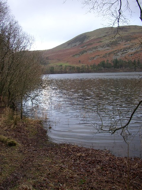 Ripples on Loweswater