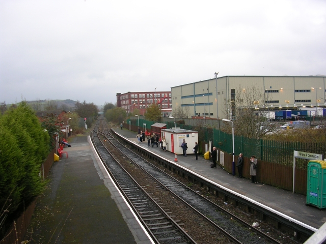 Shaw and Crompton Station