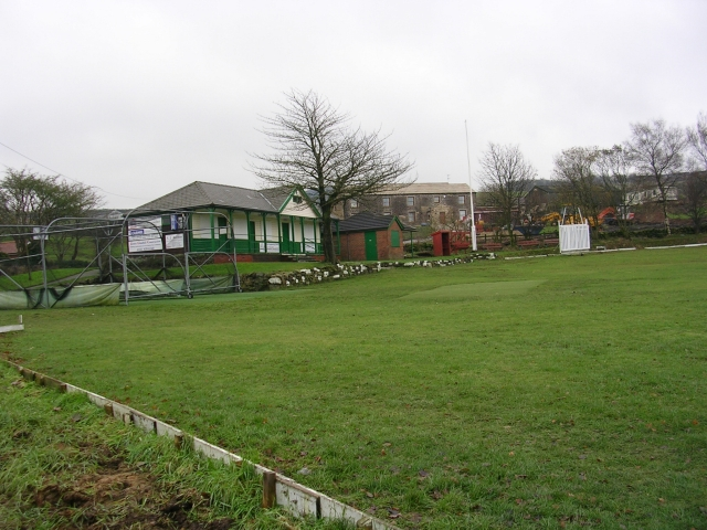 Shaw Cricket Club