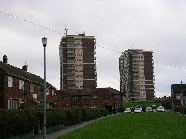 Highrise Accommodation at Langley