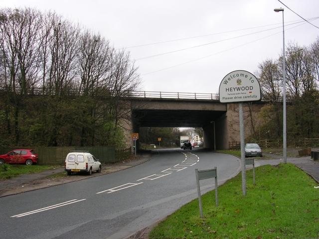 M62 Bridge