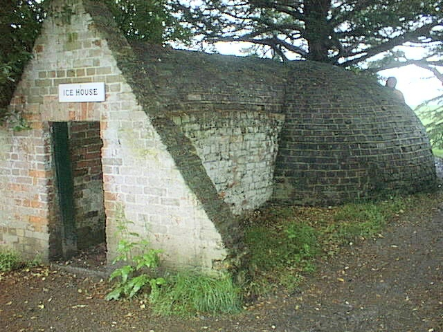 The Ice House at Tapeley Gardens
