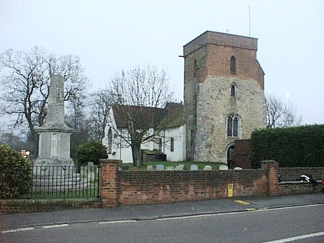 Bradfield Church