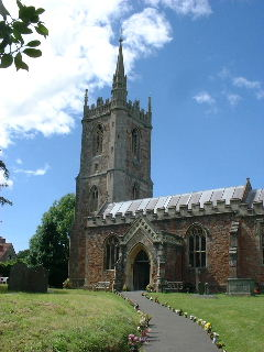 St Andrew's Church, Chew Stoke