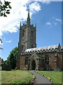 ST5561 : St Andrew's Church, Chew Stoke by Rod