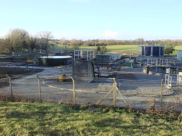 Lavington area Sewage Works