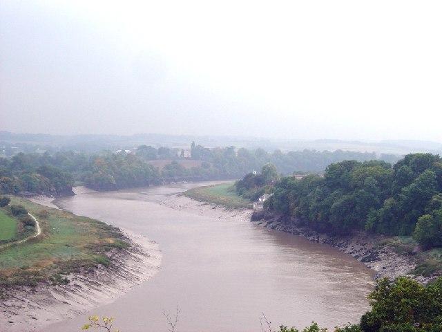 River Avon West of Shirehampton Park