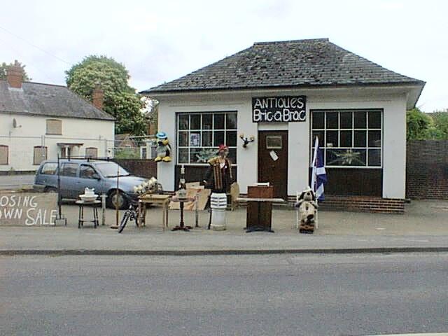 Lloyds Bank or Shrewton Antiques