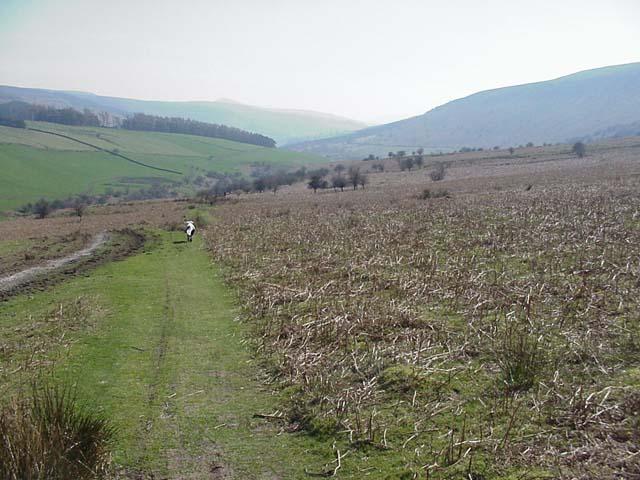 The Grwyne Fechan Valley