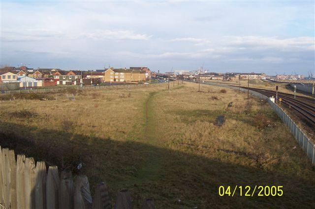 View from Newburn Bridge