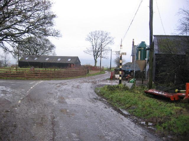 Stangerhill Farm Junction.