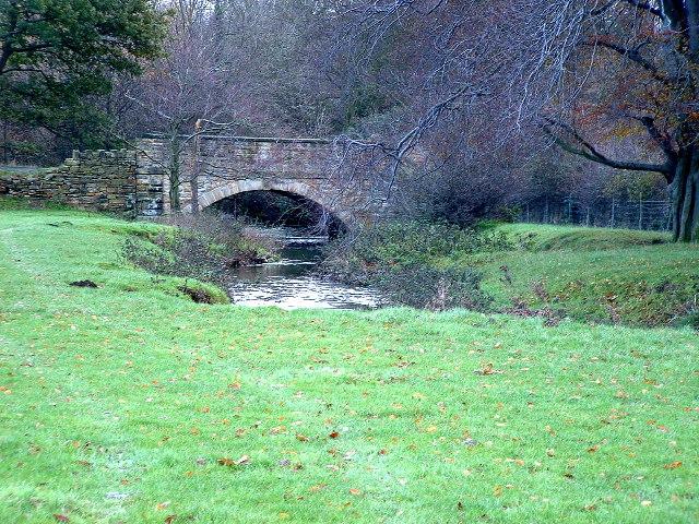 Bridge over the Dearne