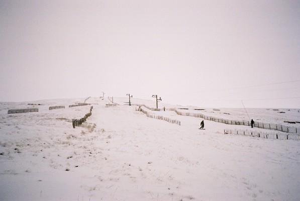 Ski Tow, Yad Moss