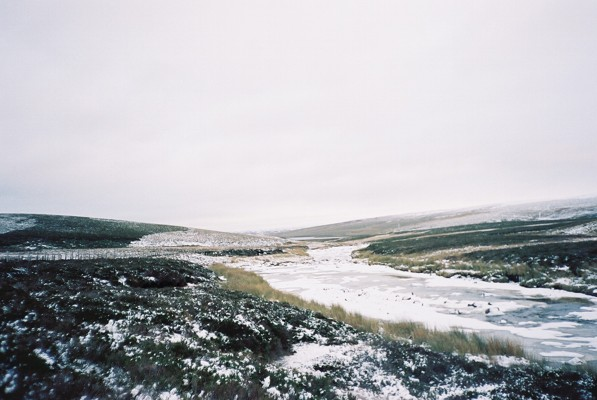 River Tees, Borderon Mere