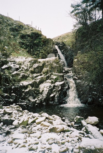 Waterfall, River South Tyne