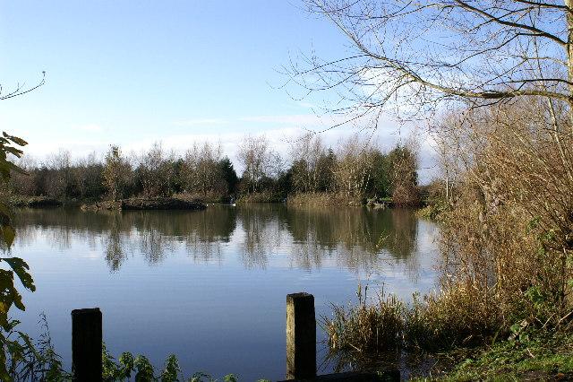 Plantation Lake