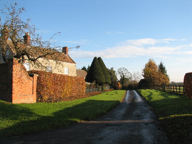 Cottages, Scotland Lane, Ingoldsby.