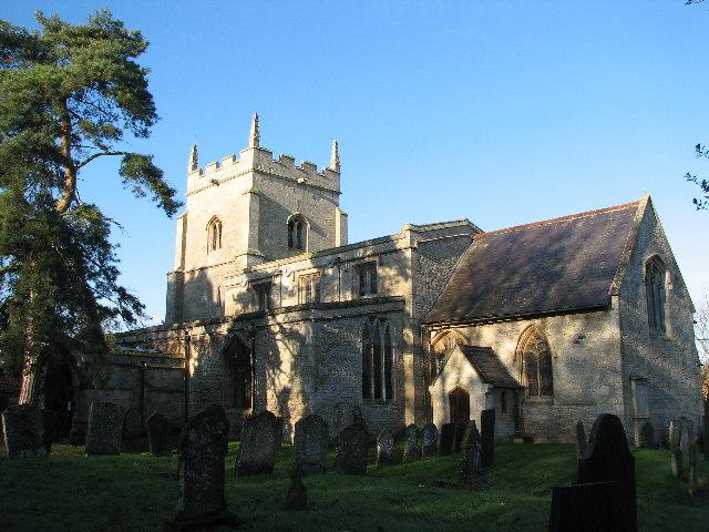 Saint Bartholomew's Church, Ingoldsby