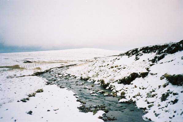 River Tees, upper reaches