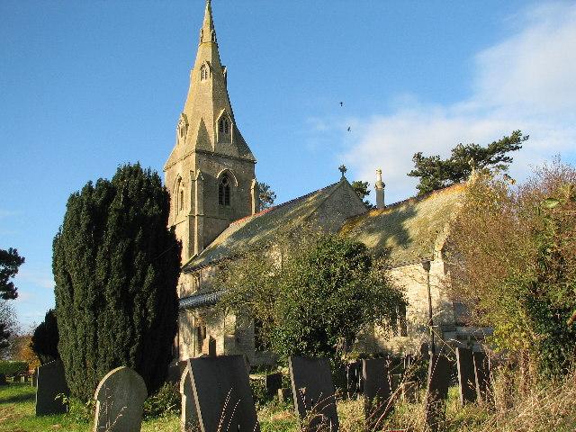 Saint Peter's Church, Lenton