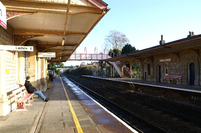 Yatton Railway Station