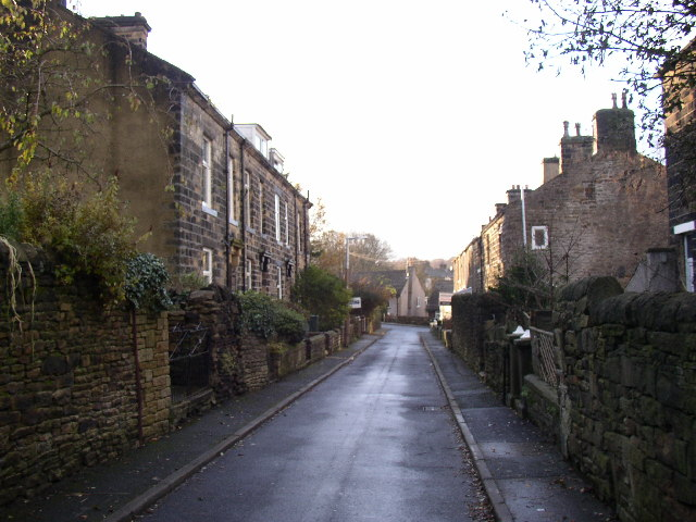 High Spring Road, Thwaites Brow, Keighley