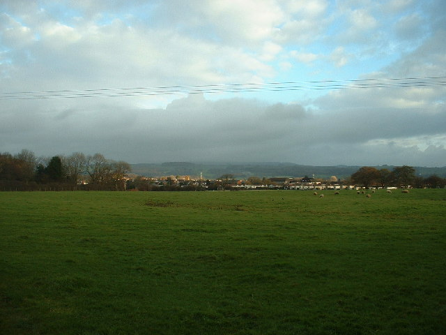 Farmland near Garstang