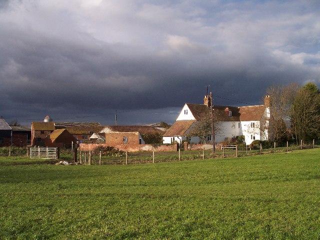 Mussel End Farm, Sandhurst