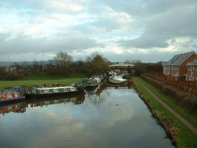 Lancaster Canal, Garstang