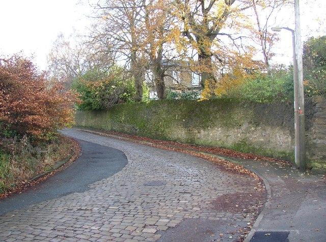 Thwaites Brow Road, Keighley