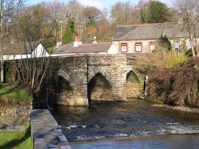 Bridge over the River Walkham at Horrabridge