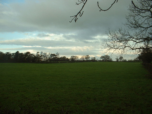 Farmland near Garstang